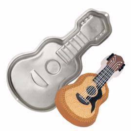 guitar cake pan
