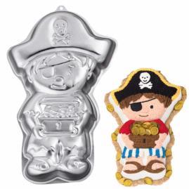 pirate cake pan