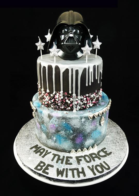 Star Wars Cake Scoop N Save