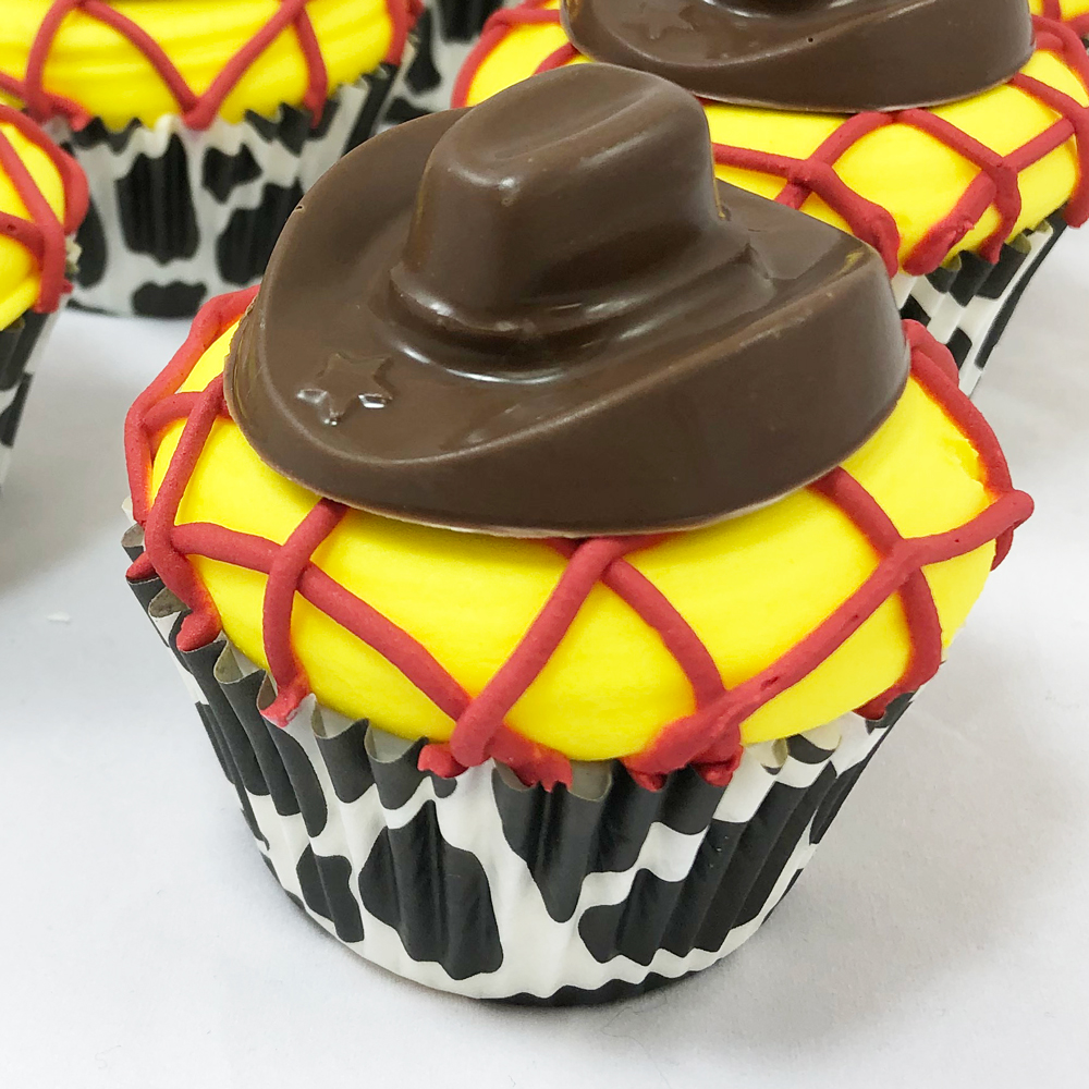 Astounding Toy Story Birthday Cupcakes Scoop N Save Funny Birthday Cards Online Overcheapnameinfo